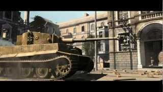 Sniper Elite V2 - Gameplay & Epic Sniping Shots [HD]