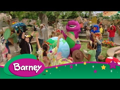 Barney - Happy Earth Day
