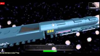 trainmaster4460's ROBLOX video Galaxy Railways