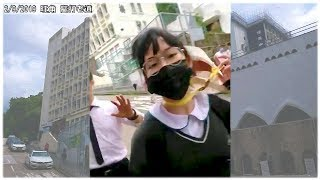 Publication Date: 2019-09-02 | Video Title: 【反送中】(9.2)旺角 基督教香港信義會 信義中學有一批學
