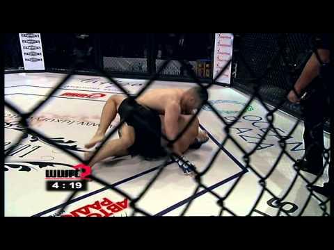 WWFC Cage Encunter#3 Ion Cutelaba (Moldova) VS Vitalii Onishenco (Ukraine)