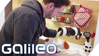 Verrückte Heim-Gadgets im Test | Galileo | ProSieben