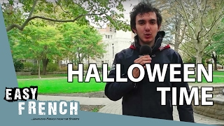 super easy french 6 halloween time