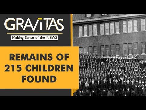 Gravitas: Canada's 'cultural genocide' unearthed