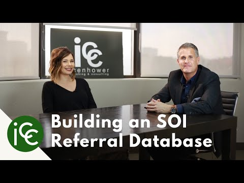 Building a Sphere of Influence Referral Database for Real Estate Agents