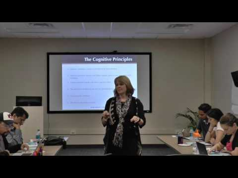 PDS  - October 29, 2015 - Cognitive Tools to Improve Learning