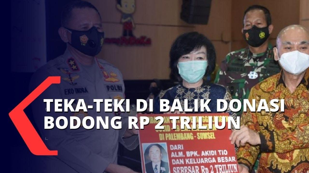 Download Menilik Rekam Jejak dan Tujuan di Balik Donasi Bodong Rp 2 Triliun Keluarga Akidi Tio