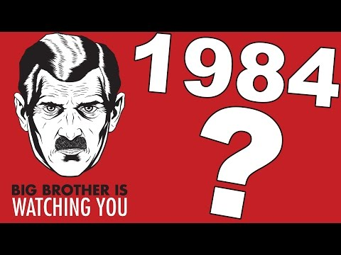 Мир Оруэлла : 1984 | Альтернативная история