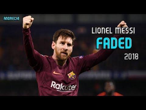 Lionel Messi● Faded (Spanish...