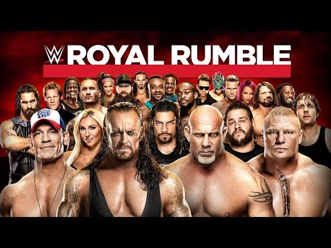 The Royal Rumble Match LIVE REACTION!!!