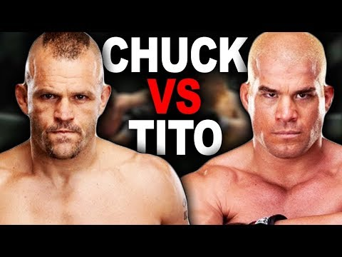 Chuck Liddell Vs Tito Ortiz 3: A Timeline Of Bad Blood