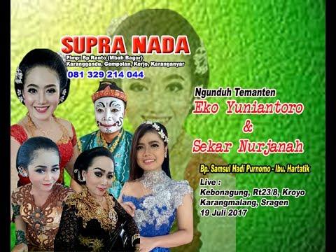 Live Streaming  Dian Pictures SUPRA NADA LIVE - KEBONAGUNG,KROYO, KARANGMALANG SRAGEN