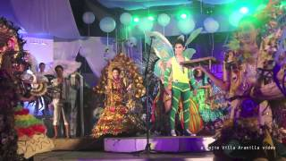 Mr. & Ms. Quezon 2013  Festival Wear