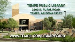 Tempe Public Library - Find and place a book on hold