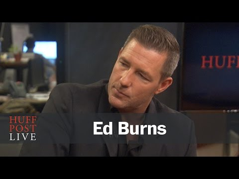 Ed Burns On Meeting Christy Turlington