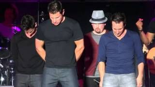 98 Degrees *Whats Left of Me/Una Noche* Hershey Mixtape Festival 8-18-12
