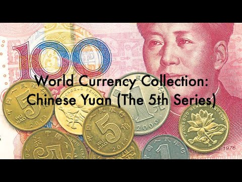 World Currency Collection Chinese Yuan The 5th Series