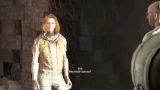 Fallout 4 code name:Wanderer