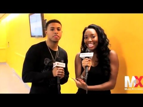 Diggy Simmons Talks Single,