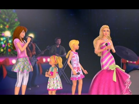 Barbie film complet en fran ais barbie et la magie de noel regarder des films d 39 animation de - Barbie de noel 2012 ...