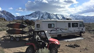 Video Free BLM Camping ~ Highway 395 Vlog download MP3, 3GP, MP4, WEBM, AVI, FLV Agustus 2017