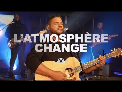 L'atmosphère change |