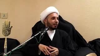 الشيخ أحمد سلمان - لماذا لم يتدخل المؤمنين للدفاع عن بيت السيدة فاطمة الزهراء عليها السلام