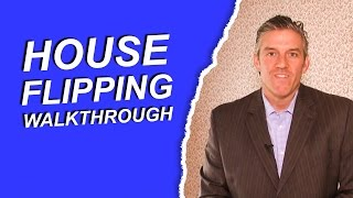 House Flipping Walkthrough - Real Estate Investing Made Easy #17
