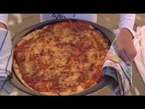 Kuchnia Włoska Dziecinnie Prosta Cz1 Pizza