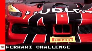 Ferrari Challenge North America at Laguna Seca