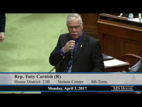 House Floor Session - part 3  4/3/17