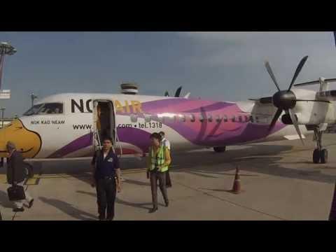 NokAir สนามบินนานาชาติดอนเมือง ATR 72 แบบใบพัด ชุมพร-ดอนเมือง