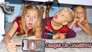 25 People And A Life-Size ELF CAUGHT On Security Camera The MOVIE! Get OUT!