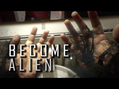 Prey: Becoming Alien, Gaining Powers