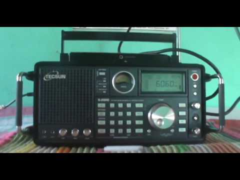 6060 kHz PBS Sichuan 2 (Received in Brazil Shortwave 49 meters band) Kunming | China