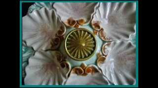 Video A Rare Year 1880s antique majolica oyster plate with a central handle & what it is worth download MP3, MP4, WEBM, AVI, FLV April 2018