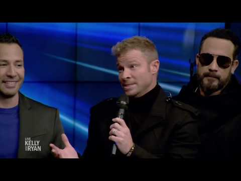The Backstreet Boys Talks About Their Tour and Grammy Nomination