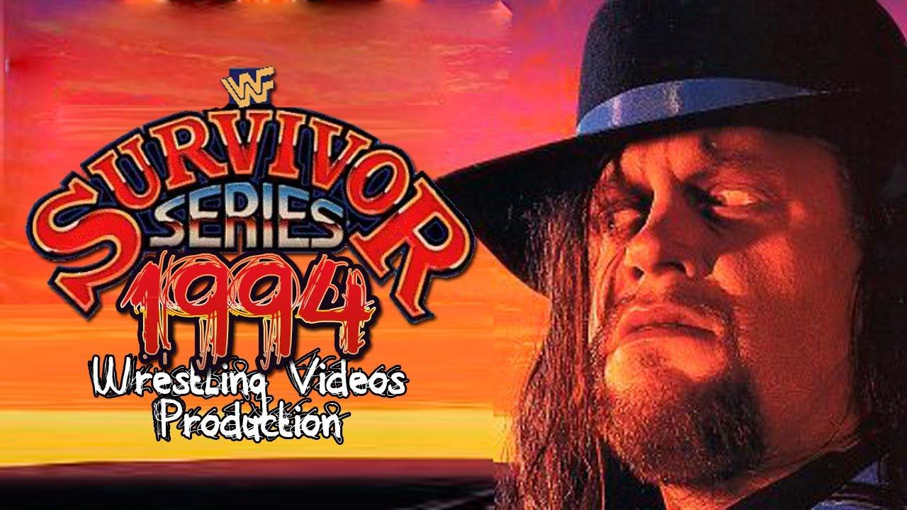 Kết quả hình ảnh cho WWE Survivor Series 1994