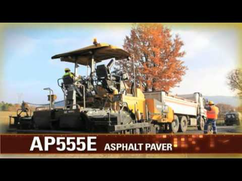 Cat® Paving Equipment | Product Line