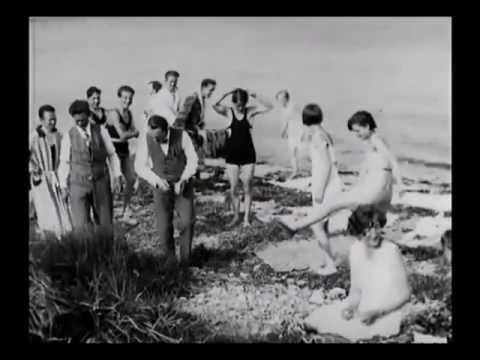 Filmklip fra det gamle Nyborg