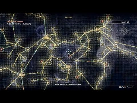 FFXV COMRADES - Updated v1 23 Complete Power Grid - (All 13 Royal Sigil  Locations!)
