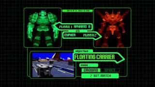 【 XBOX360 】 バーチャロン オラトリオタングラム 対戦