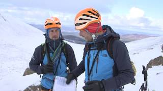 Glenmore Lodge Winter Skills - Gearing up for a Winter Climb