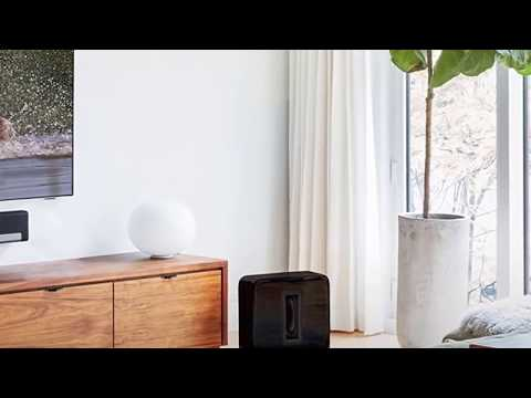 Sonos Sub the wireless subwoofer Review