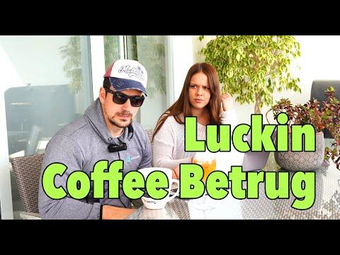 Luckin Coffe - die neue Steinhoff? Luckin Coffee Betrug erklärt