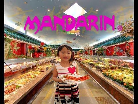 Mandarin Buffet March 17, 2017