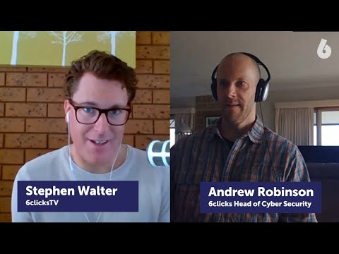 Two Minute Tuesdays - Billion Dollar Cyber Investment with Andrew Robinson