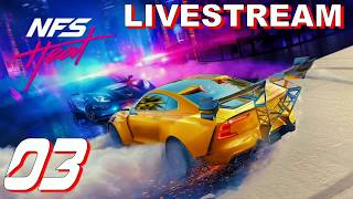 Need For Speed Heat - Live Stream Part 3 - PC Ultra Settings