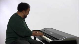 George Duke on the V-Piano (part 2)
