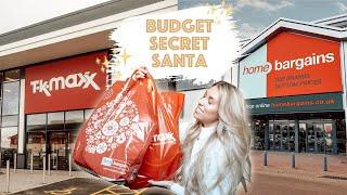 SECRET SANTA GIFT GUIDE £5 BUDGET | STOCKING FILLERS CHRISTMAS IDEAS 2019 B&M HOME BARGAINS T K MAXX